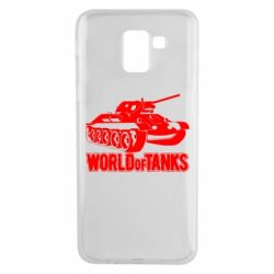 Чохол для Samsung J6 World Of Tanks Game