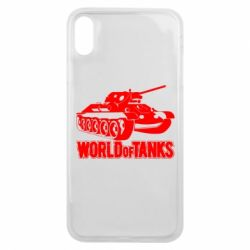 Чохол для iPhone Xs Max World Of Tanks Game