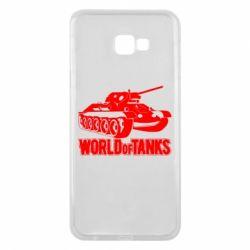 Чохол для Samsung J4 Plus 2018 World Of Tanks Game