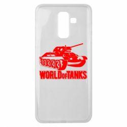 Чохол для Samsung J8 2018 World Of Tanks Game