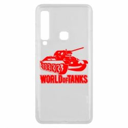 Чохол для Samsung A9 2018 World Of Tanks Game