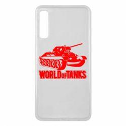 Чохол для Samsung A7 2018 World Of Tanks Game