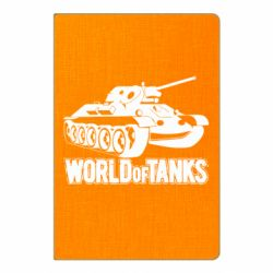 Блокнот А5 World Of Tanks Game