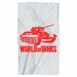 Полотенце World Of Tanks Game