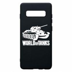 Чохол для Samsung S10+ World Of Tanks Game