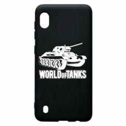Чохол для Samsung A10 World Of Tanks Game