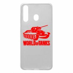 Чохол для Samsung A60 World Of Tanks Game