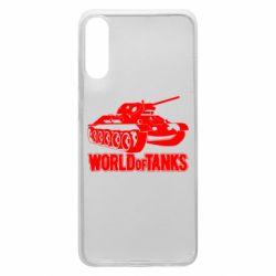 Чохол для Samsung A70 World Of Tanks Game