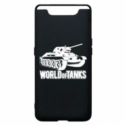 Чехол для Samsung A80 World Of Tanks Game