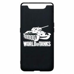 Чохол для Samsung A80 World Of Tanks Game