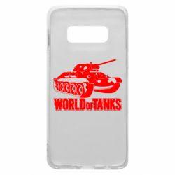 Чохол для Samsung S10e World Of Tanks Game