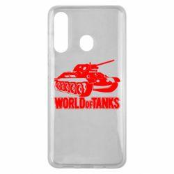 Чохол для Samsung M40 World Of Tanks Game
