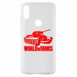 Чохол для Xiaomi Mi Play World Of Tanks Game