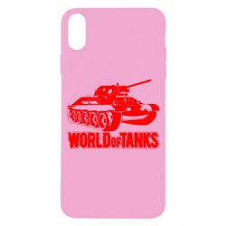 Чохол для iPhone X/Xs World Of Tanks Game