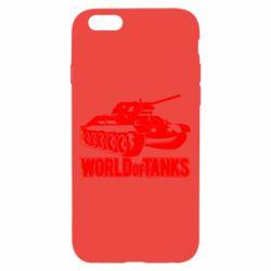 Чохол для iPhone 6/6S World Of Tanks Game