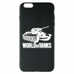 Чохол для iPhone 6 Plus/6S Plus World Of Tanks Game