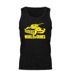 Майка чоловіча World Of Tanks Game