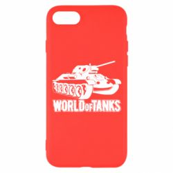 Чехол для iPhone 7 World Of Tanks Game