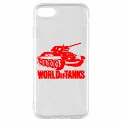 Чохол для iPhone 8 World Of Tanks Game