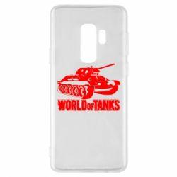 Чохол для Samsung S9+ World Of Tanks Game