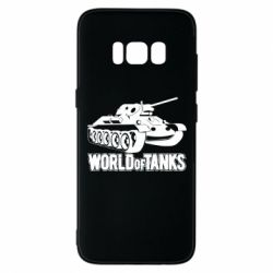 Чехол для Samsung S8 World Of Tanks Game