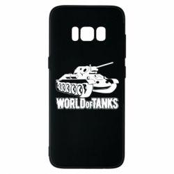 Чохол для Samsung S8 World Of Tanks Game