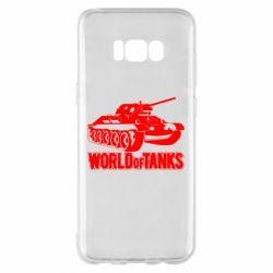 Чохол для Samsung S8+ World Of Tanks Game
