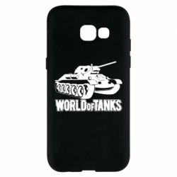 Чохол для Samsung A5 2017 World Of Tanks Game