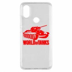 Чохол для Xiaomi Mi A2 World Of Tanks Game