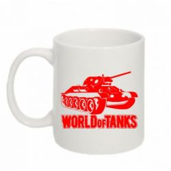 Кружка 320ml World Of Tanks Game - FatLine