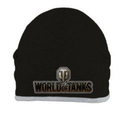 Шапка World Of Tanks Logo