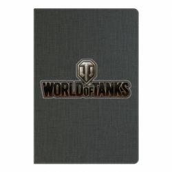 Блокнот А5 World Of Tanks Logo