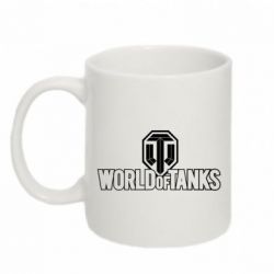 Кружка 320ml World Of Tanks Logo - FatLine