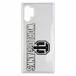 Чохол для Samsung Note 10 Plus World Of Tanks Logo