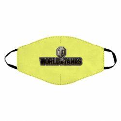Маска для обличчя World Of Tanks Logo