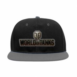 Снепбек World Of Tanks Logo - FatLine