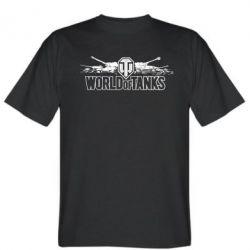 Мужская футболка World of Tanks - FatLine