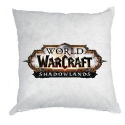 Подушка World of Warcraf Shadowlands