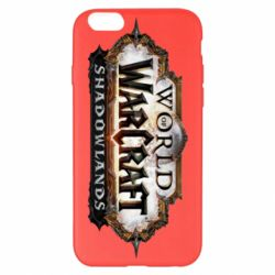 Чехол для iPhone 6 Plus/6S Plus World of Warcraf Shadowlands