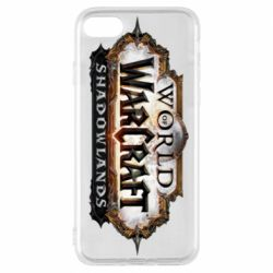 Чехол для iPhone 7 World of Warcraf Shadowlands