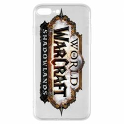 Чехол для iPhone 7 Plus World of Warcraf Shadowlands