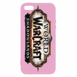 Чехол для iPhone5/5S/SE World of Warcraf Shadowlands