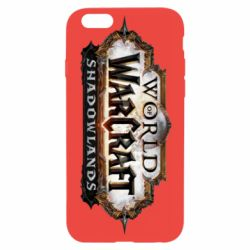 Чехол для iPhone 6/6S World of Warcraf Shadowlands