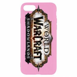Чехол для iPhone 8 World of Warcraf Shadowlands