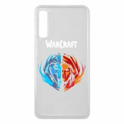 Чохол для Samsung A7 2018 World of warcraft battle for azeroth