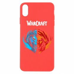 Чохол для iPhone X/Xs World of warcraft battle for azeroth
