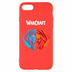 Чехол для iPhone 7 World of warcraft battle for azeroth
