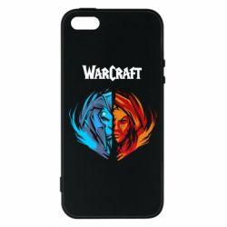 Чохол для iphone 5/5S/SE World of warcraft battle for azeroth