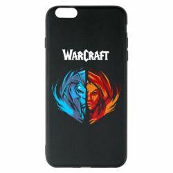 Чохол для iPhone 6 Plus/6S Plus World of warcraft battle for azeroth
