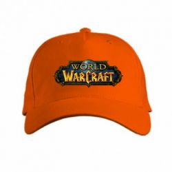 Кепка World of Warcraft game